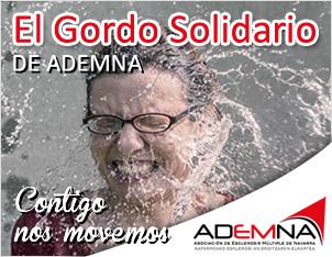 El Gordo Solidario de Ademna