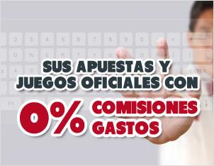 Sin comisiones